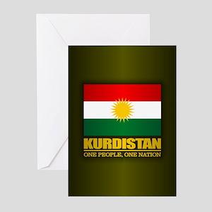 Kurdistan 2 Greeting Cards