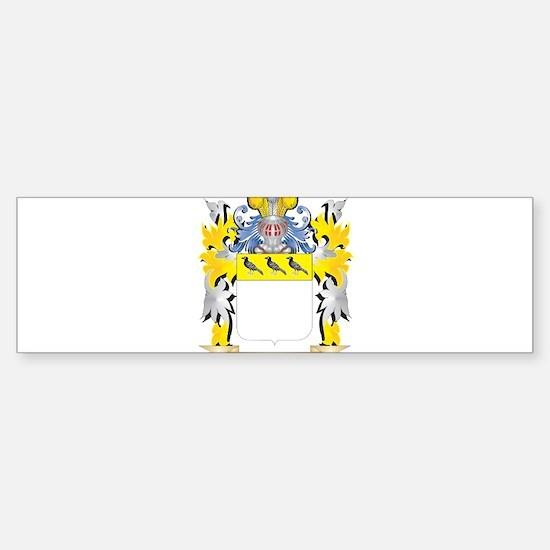 Corbin Coat of Arms - Family Crest Bumper Bumper Bumper Sticker