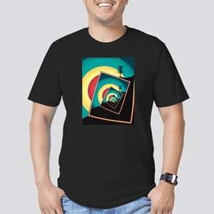 Spinning Disc Golf Baskets 2 T-Shirt