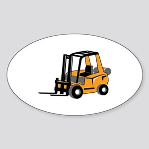 FORKLIFT Sticker