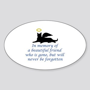 IN MEMORY OF Sticker