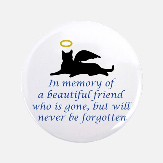 """IN MEMORY OF 3.5"""" Button"""