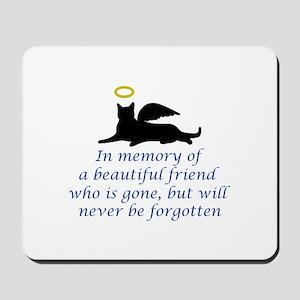 IN MEMORY OF Mousepad