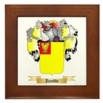 Jacobbe Framed Tile
