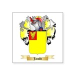 Jacobb Square Sticker 3