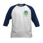 Jacmard Kids Baseball Jersey