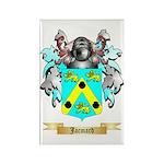 Jacmard Rectangle Magnet (10 pack)