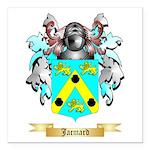 Jacmard Square Car Magnet 3