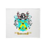 Jacmard Throw Blanket