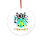 Jacmard Ornament (Round)