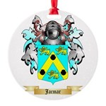 Jacmar Round Ornament