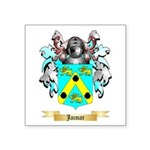Jacmar Square Sticker 3