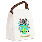 Jacmar Canvas Lunch Bag