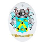 Jacmar Ornament (Oval)