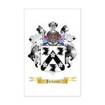 Jackson Mini Poster Print