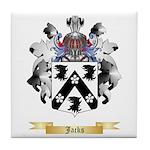 Jacks Tile Coaster