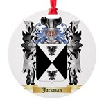 Jackman Round Ornament