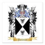 Jackman Square Car Magnet 3