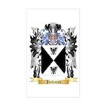 Jackman Sticker (Rectangle)