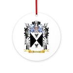 Jackman Ornament (Round)