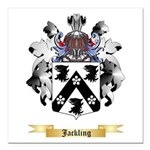 Jackling Square Car Magnet 3