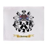 Jackling Throw Blanket