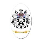 Jacketts 35x21 Oval Wall Decal