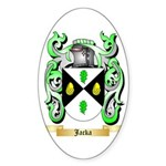 Jacka Sticker (Oval)