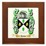 Jacka Framed Tile