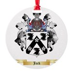 Jack Round Ornament