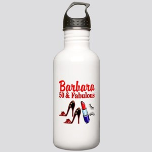 STUNNING 50TH Stainless Water Bottle 1.0L