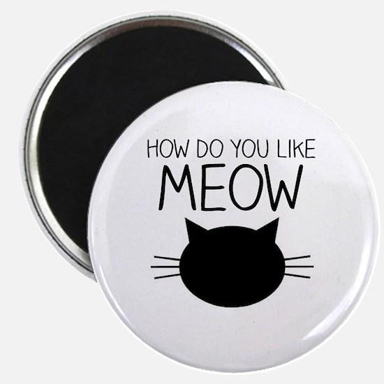 Cute Cat humor Magnet