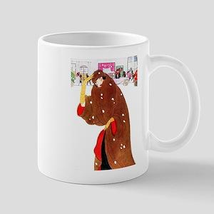 Christmas In New York Mug