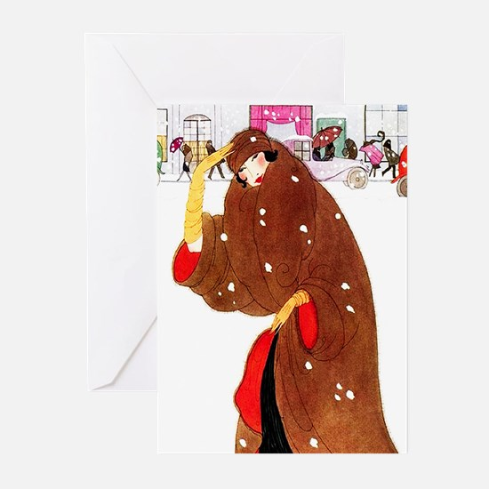 Christmas In New York Greeting Cards (Pk of 10)
