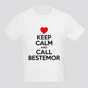 Keep Calm Call Bestemor T-Shirt