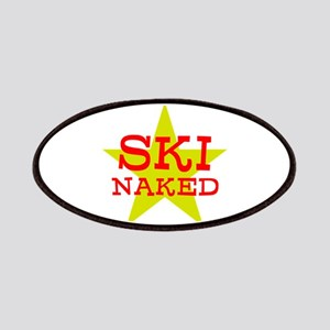 SKI NAKED Patches