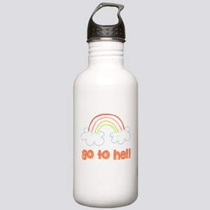 Go To Hell Stainless Water Bottle 1.0L