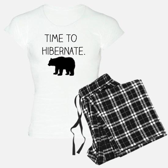 Time to Hibernate Pajamas
