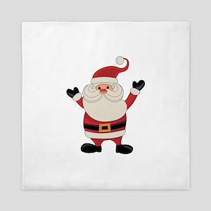 Santa Claus Queen Duvet