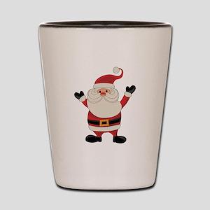 Santa Claus Shot Glass