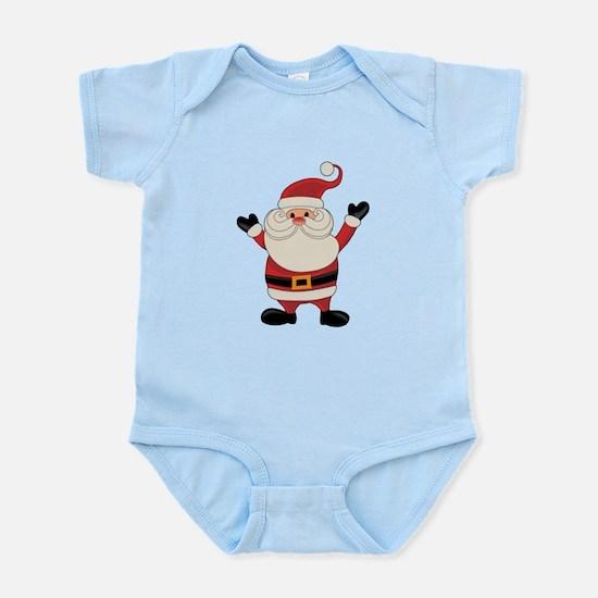 Santa Claus Body Suit