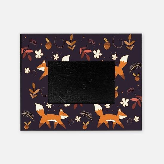Cute fox Picture Frame