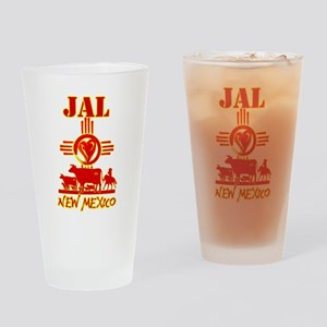 JAL LOVE Drinking Glass