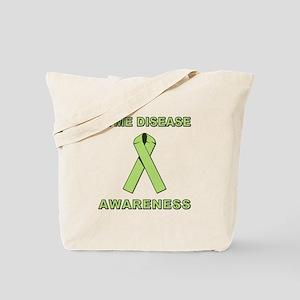 LYME DISEASE AWARENESS Tote Bag