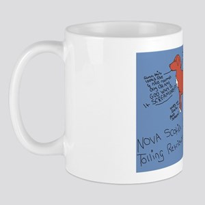 Nova Scotia Duck Tolling Retriever Mug