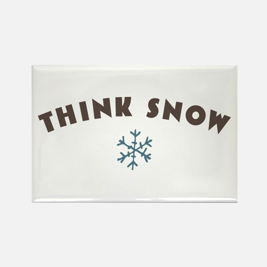 Think Snow Magnets