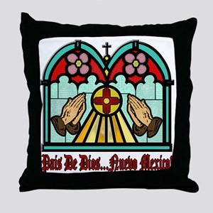GODS COUNTRY Throw Pillow