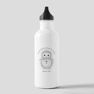 Be Not Afraid Matthew Stainless Water Bottle 1.0L