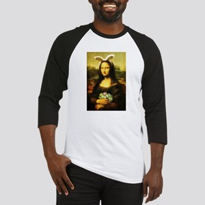 Mona Lisa, The Easter Bunny Baseball Jersey