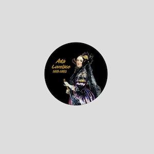 Ada Lovelace Mini Button